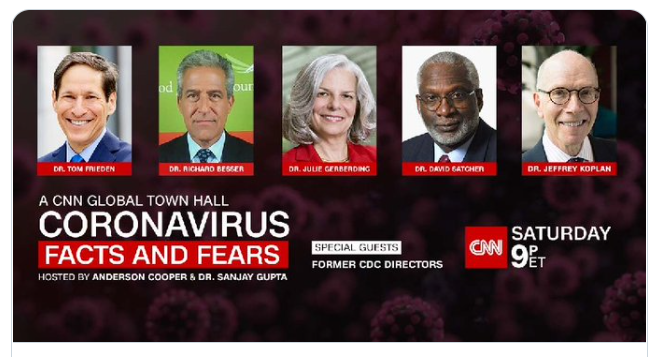 CNN Global Town Hall
